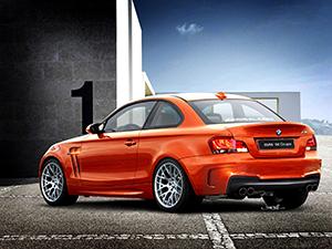 BMW M1 2 дв. купе M1 Coupe