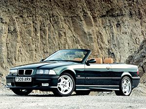 BMW M3 2 дв. кабриолет Cabrio (E36)