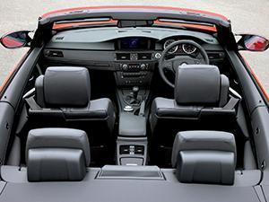 BMW M3 2 дв. кабриолет Cabrio (E92)