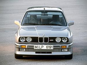 BMW M3 2 дв. купе Coupe (E30)