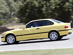 BMW M3 2 дв. купе Coupe (E36)