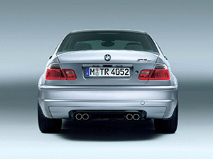 BMW M3 2 дв. купе Coupe (E46)