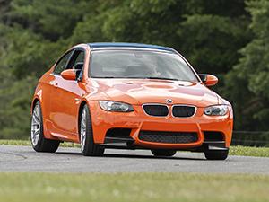 BMW M3 2 дв. купе Coupe (E92)