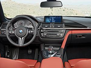 BMW M4 2 дв. кабриолет M4 convertible