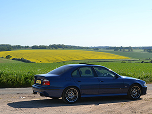 BMW M5 4 дв. седан E39
