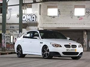 BMW M5 4 дв. седан E60