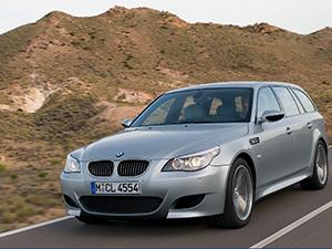 BMW M5 5 дв. универсал Touring (E61)