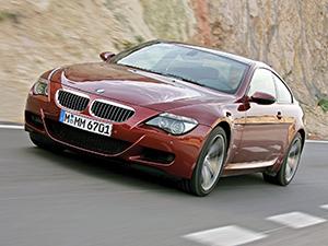 BMW M6 2 дв. купе Coupe E63