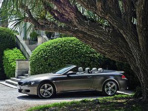 BMW M6 2 дв. кабриолет Cabrio (E64)
