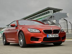 BMW M6 2 дв. купе Coupe F12