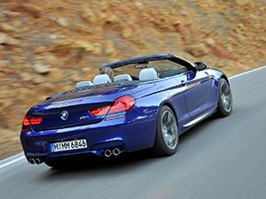 BMW M6 2 дв. кабриолет Cabrio (F13)