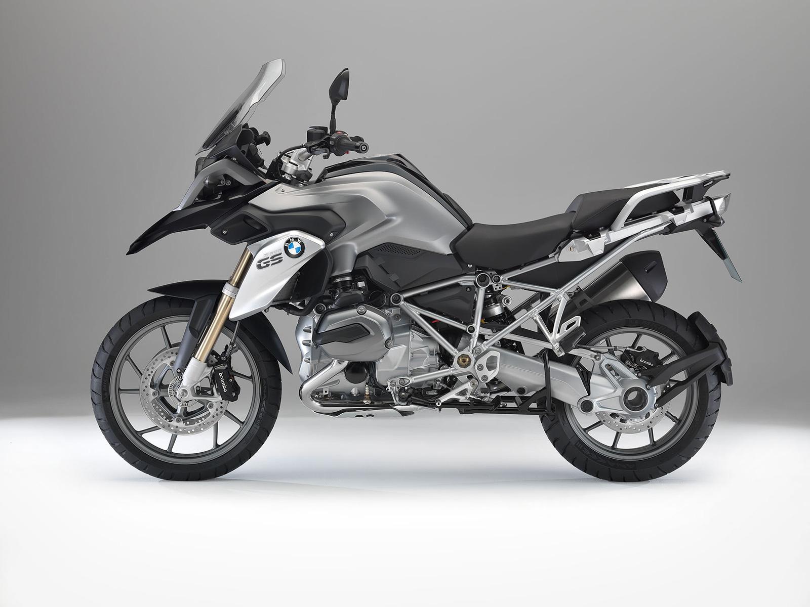 Мотоцикл БМВ 1200 гс #6