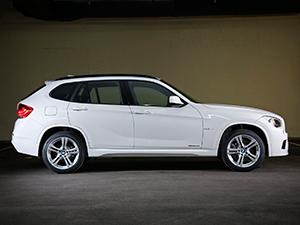 BMW X1 5 дв. кроссовер E84