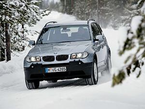 BMW X3 5 дв. внедорожник E83