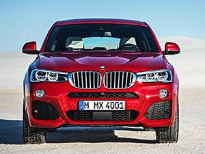 BMW X4 5 дв. кроссовер F26
