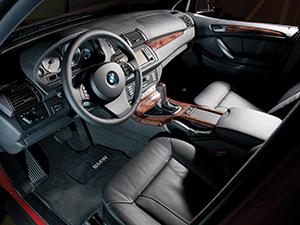 BMW X5 5 дв. внедорожник E53