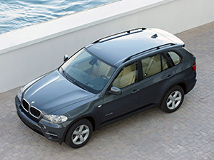 BMW X5 5 дв. внедорожник E70