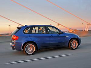 BMW X5 M 5 дв. внедорожник X5 M