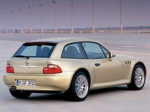 BMW Z3 3 дв. купе Coupe (E36)