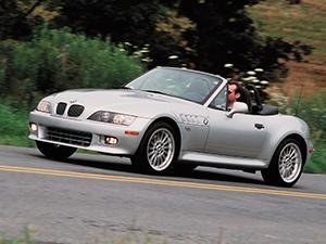 BMW Z3 2 дв. кабриолет Roadster (E36)