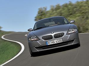 BMW Z4 3 дв. купе Coupe (E85)