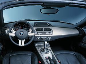 BMW Z4 2 дв. кабриолет Roadster (E85)
