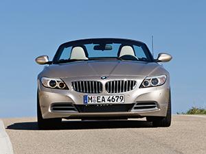 BMW Z4 2 дв. кабриолет Roadster (E89)