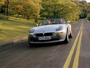 BMW Z8 2 дв. кабриолет E52