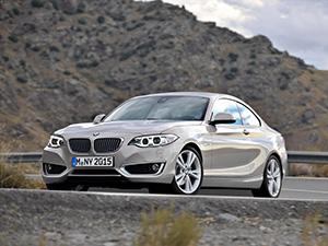 Технические характеристики BMW 2-серия