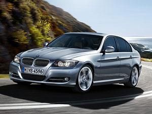 Технические характеристики BMW 3-серия