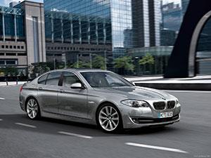 Технические характеристики BMW 5-серия