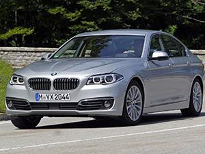 Технические характеристики BMW 5-серия 525d xDrive 2013- г.