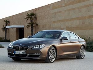 Технические характеристики BMW 6-серия