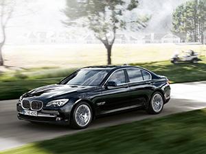 Технические характеристики BMW 7-серия