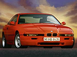 Технические характеристики BMW 8-серия
