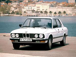 Технические характеристики BMW 5-серия 524td 1981-1988 г.