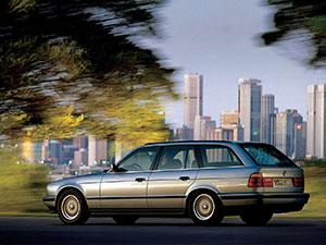 Технические характеристики BMW 5-серия 525tds 1992-1997 г.