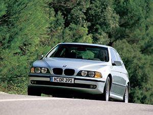 Технические характеристики BMW 5-серия 525d 1995-2000 г.