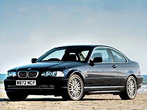Технические характеристики BMW 3-серия 325Ci 1999-2003 г.