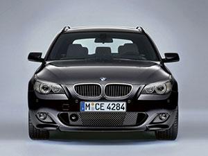 Технические характеристики BMW 5-серия 525d 2004-2007 г.