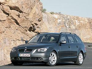 Технические характеристики BMW 5-серия 525xi 2007-2010 г.
