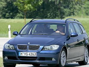 Технические характеристики BMW 3-серия 318i 2005-2008 г.