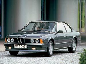 Технические характеристики BMW 6-серия 628 CSi 1982-1989 г.