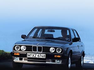 Технические характеристики BMW 3-серия 323i 1983-1991 г.