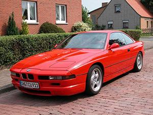 Технические характеристики BMW 8-серия 850 Ci 1989-1999 г.