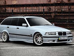 Технические характеристики BMW 3-серия 328i 1995-1999 г.