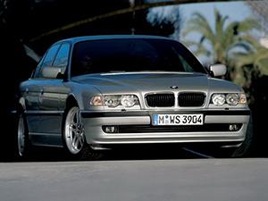 E38 с 1998 по 2001