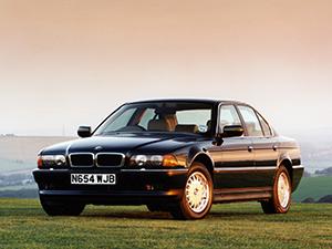 E38 с 1994 по 1998