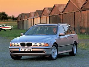Технические характеристики BMW 5-серия 525tds 1997-2000 г.