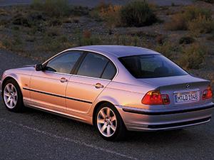 Технические характеристики BMW 3-серия 330d 1998-2001 г.